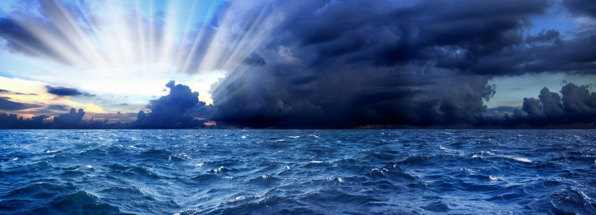 Life's Forecast: Storms Ahead… and a Path to Peace