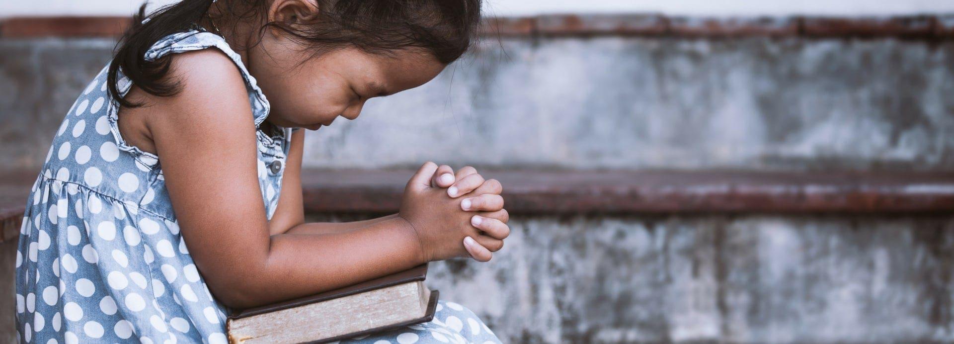 Help Is Just a Prayer Away